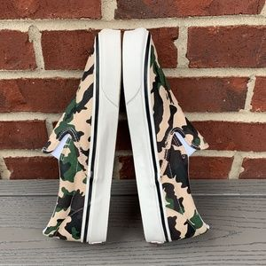 Vans Shoes - Vans Classic Slip-On 98 DX Sneakers in Camo